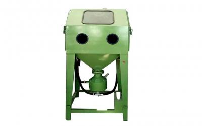 加压式喷砂机