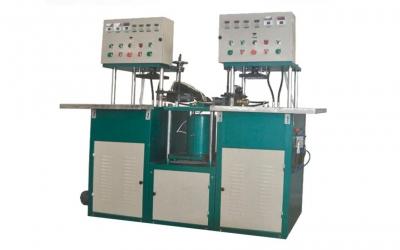 双工位卧式液压蜡模压注机FYY5-2