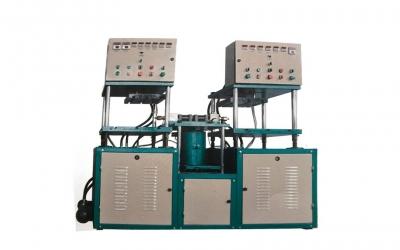 双工位卧式液压蜡模压注机FYY8-2