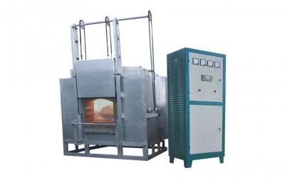 电能箱式焙烧炉