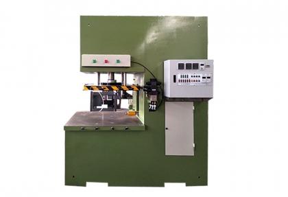 单工位开式液压蜡模压注机